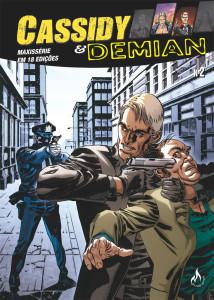 CASSIDY & DEMIAN 2 (FORMATO ITALIANO) Os donos da cidade