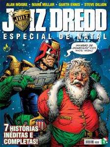 JUIZ DREDD – ESPECIAL DE NATAL 1