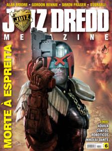 JUIZ DREDD MEGAZINE 6