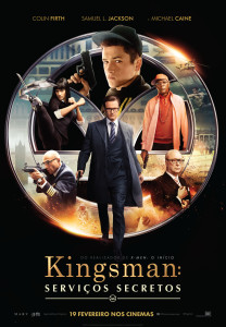Kingsman serviços secretos