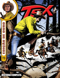 TEX OURO 73 Golden Pass
