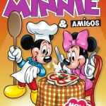 BD: Lançamento – Minnie & Amigos #10