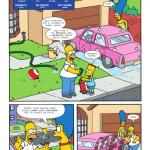 BD: Lançamento – Simpsons 10
