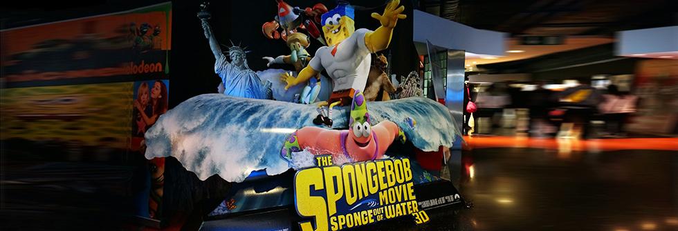 Spongebob 3D Aventura Fora de Água