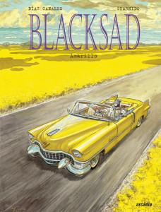 Blacksad amarillo