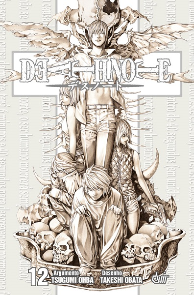 Death Note 12 O Confronto Final - Finis PT
