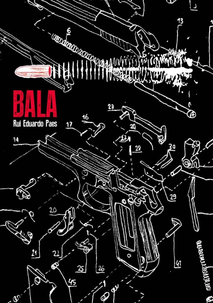 Bestiário Ilustrissímo II : Bala