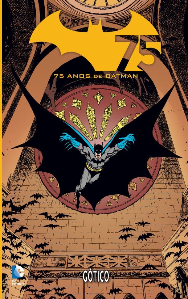 batman gotico capa