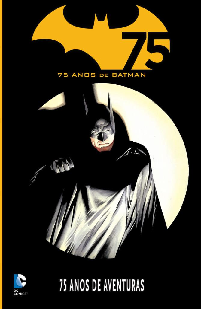Capa Batman 75-anos