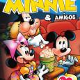 Preparem as pipocas porque vem aí mais uma edição espetacular da Minnie & Amigos! Na edição nº 11, a Minnie […]