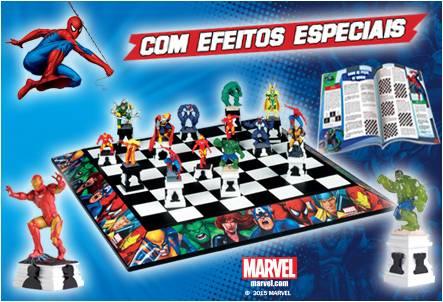 Xadrez Marvel