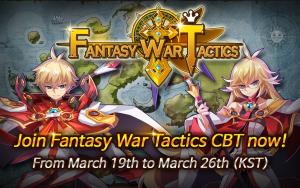 Fantasy War Tactics