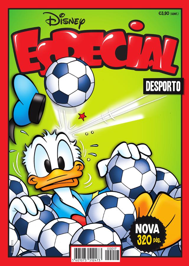 Disney Especial Desporto