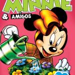 BD: Lançamento – Minnie & Amigos #12