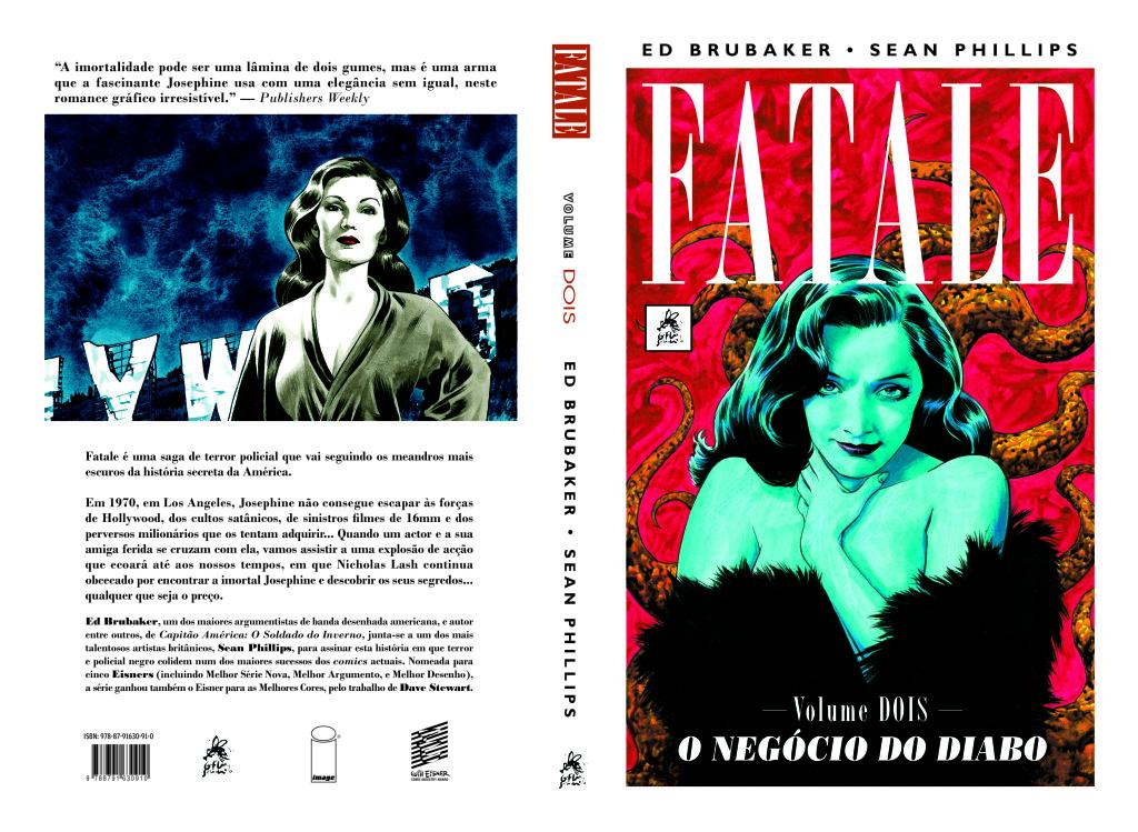 Fatale 2 Cover PT