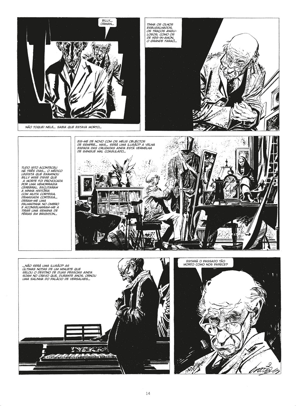 mort cinder - página 6