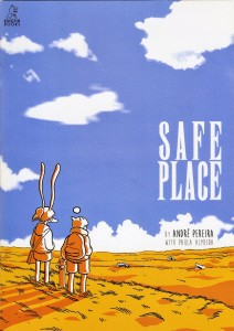 Safe Place capa