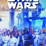 BD: Lançamento – STAR WARS – A Saga Completa