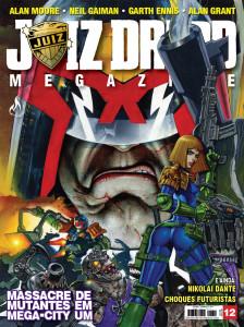 Juiz Dredd Megazine 12