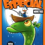 BD: lançamento – Especial Monstros nas bancas!