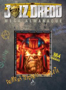 Juiz Dredd Mega-Almanaque – Vol.1