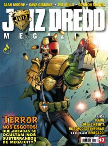 Juiz Dredd Megazine 13