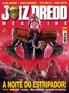 Juiz Dredd Megazine 14