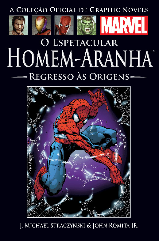 Graphic Novels da Marvel
