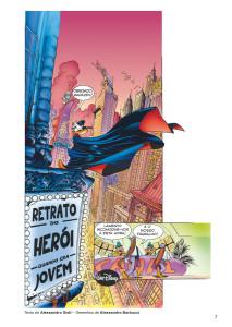 Especial Super-heróis - Divulgação