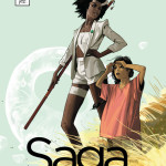 BD: Lançamento – Saga Vol. 3