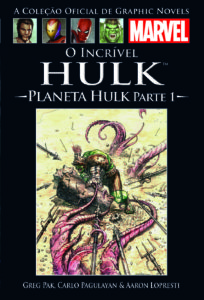 O Incrível Hulk: Planeta Hulk 1