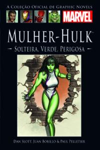 Mulher-Hulk: Solteira, Verde, Perigosa
