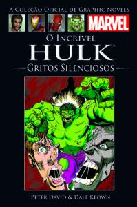 O Incrível Hulk: Gritos Silenciosos