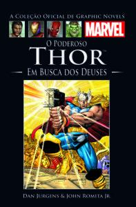 O Poderoso Thor: Em busca dos Deuses