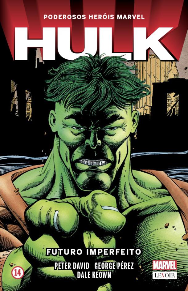 Poderosos Heróis Marvel 14 - Hulk Futuro Imperfeito