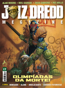 Juiz Dredd Megazine #17