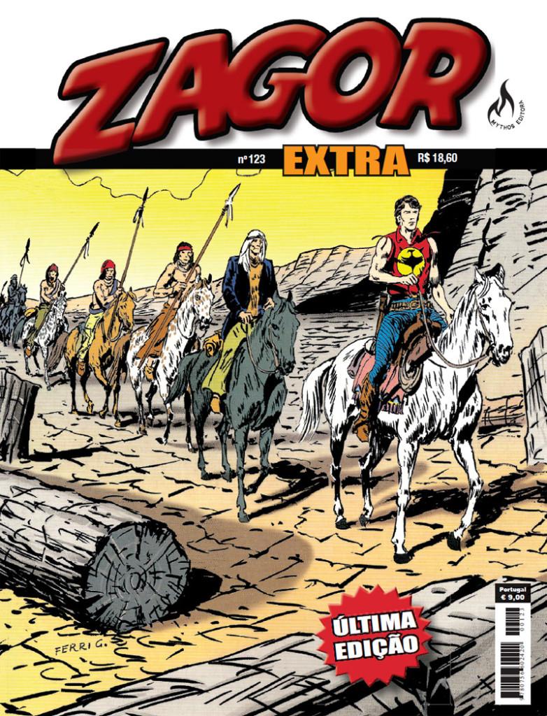 Zagor Extra #123