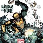 BD: Lançamento – Edições Marvel da Panini Dezembro 2015