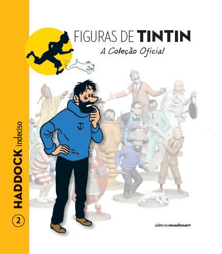 Coleção Oficial de Figuras Tintin