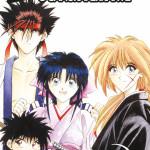 BD: Lançamento – Kenshin, O Samurai Errante Vol. 2: Os Dois Assassinos
