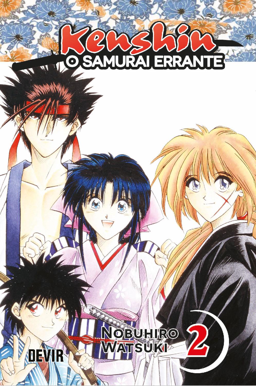 kenshin volume 2