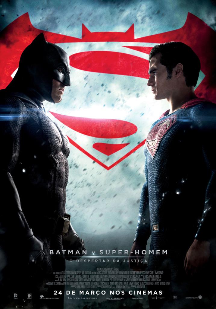 Batman V Superman - Passatempo ante-estreia