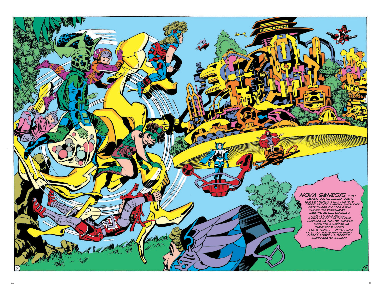 o quarto mundo de Jack Kirby