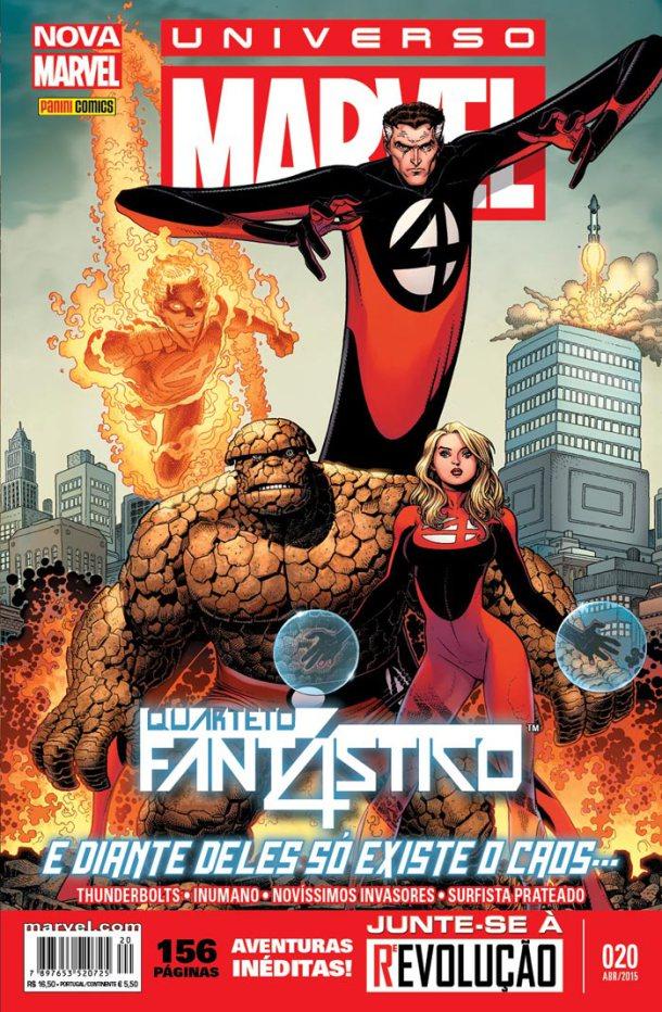 Universo Marvel #20