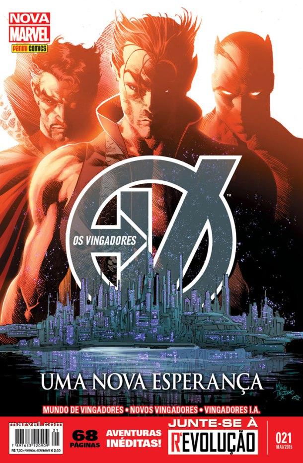 Os Vingadores 21