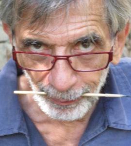 2 - Edmond Baudoin (Fotografia de Laetitia Carton)