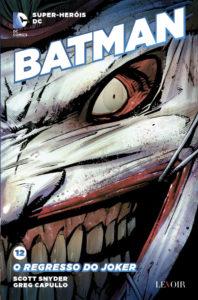 Batman O Regresso do Joker