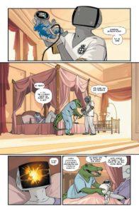 Saga volume 4, página 2