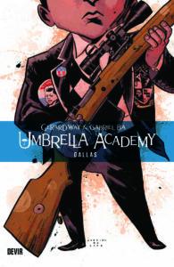 Umbrella Academy Vol 2 -  Dallas