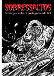 Sobressaltos - Terror por Autores Portugueses de BD